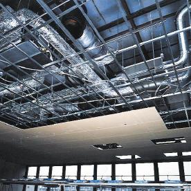 建築用鋼製天井下地材