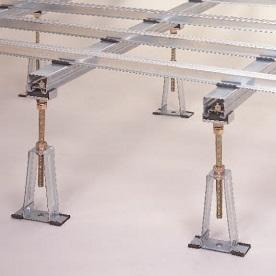 鋼製床(スチールフロアー)