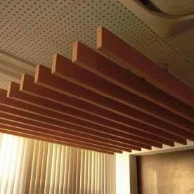 耐震Power ルーバー天井